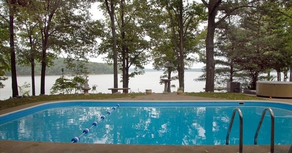 Kentucky Lake House Rental Kentucky Lake 39 S Best View 4 Br 3 Ba Private Swimming Pool