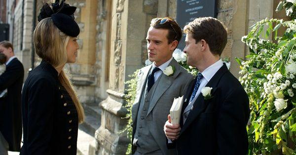Tom greenall wedding