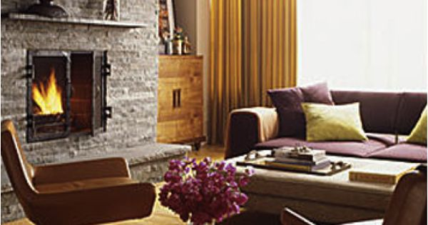 Taupe brown bronze mid century modern living room for Bronze living room ideas