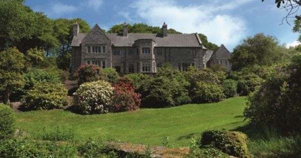 Killarney Hotel Ard Na Sidhe With Images Country House