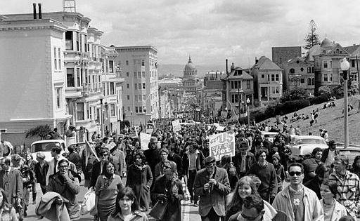 Vietnam War Protest Vietnam War San Francisco Bay Area Vietnam War Photos