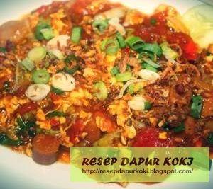 Resep Cara Membuat Seblak Basah Pedas Bandung Spesial Sederhana Resep Ide Makanan Resep Makanan
