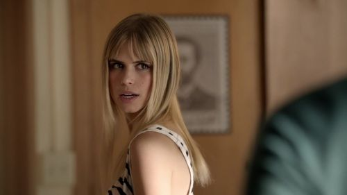 Carlson Young as Brooke Maddox in