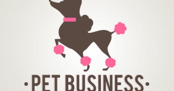 A Fun Idea For A Dog Grooming Salon Shop Logo Or Front Window Design Ideas Pet Businesses Pet Grooming Business Dog Grooming Salons