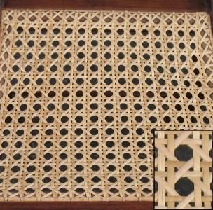 Presenting Specialty Hand Cane Weaves For Furniture Woven Chair Caning Bamboo Weaving