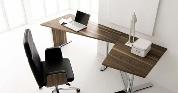 Desk For Office Design modern office furniture for a modern minimalist office | office