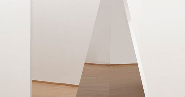 Jeppe hein geometric mirrors iii 2010 aluminum for Miroir 200x100