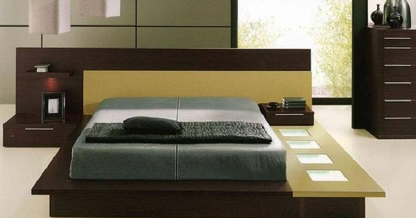 Camas japonesas buscar con google rec kingsize - Habitaciones estilo japones ...