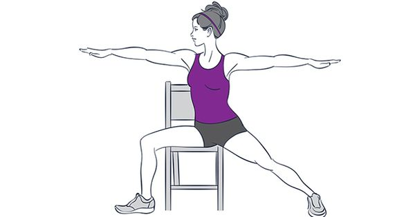 9 Exercises You Can Do While Sitting Down Chair