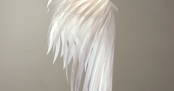 Icarus Wing Pendant Light