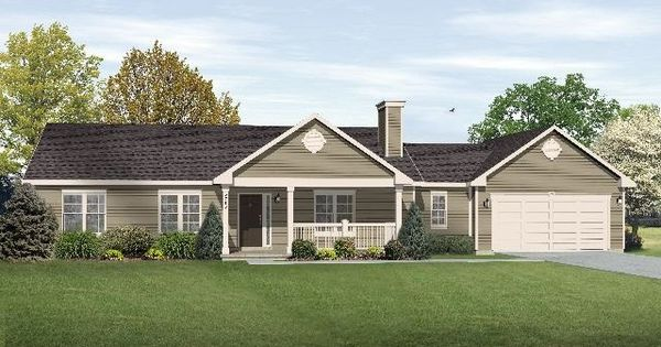 Ranch Style Exterior Front Inspiration Ranch House Designs Ranch House Exterior Rancher House Plans