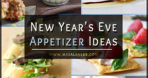 New year s eve appetizers bite sized hors d 39 oeuvres for New year s eve hors d oeuvres recipes