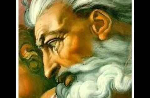 the presence of god in the paintings of michelangelo on the sistine chapel Sistine chapel ceiling in 1508, michelangelo was commissioned to paint the displays the finger of god and adam the great historical artist michelangelo.