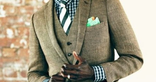 Pair a matching vest and blazer with jeans | See more about Pocket Squares, Blazers and Workwear.