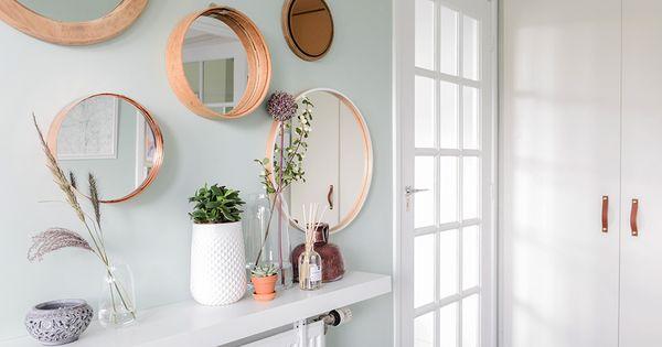 De entree van een woning is een belangrijke sfeermaker voor het huis in deze ruimte kom je als - Deco entree in het huis ...