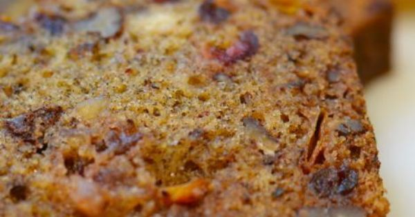 James Beard Persimon bread | Sweet or quick breads ...