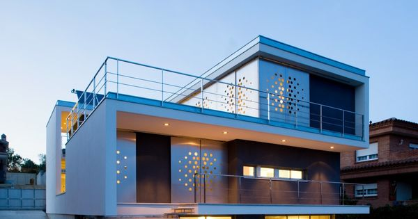 Casa Ch_V / Aguilera home design home interior design 2012 modern house