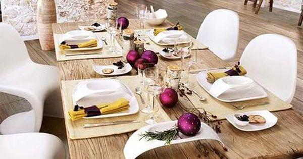 deco table de noel les plus belles d co de table de fete