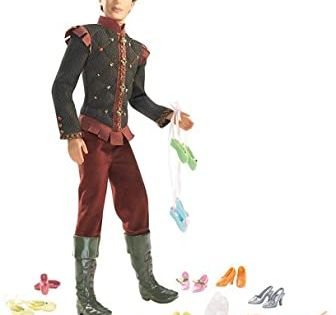 Amazon Com Barbie In The 12 Dancing Princesses Prince Derek Doll Toys Games In 2020 12 Dancing Princesses Barbie 12 Dancing Princesses Barbie