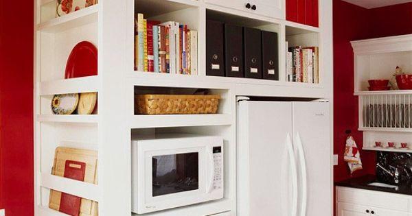 Muy so ado soluci n para mueble con horno y microondas for Mueble horno y microondas