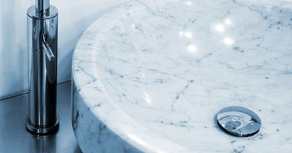 How To Repair Cracks In Cultured Marble Sinks Doityourself Com Marble Sinks Cultured Marble Sink