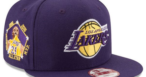 Los Angeles Lakers Kobe Bryant Retirement 9fifty Snapback Collection Nba Hats Lakers Hat Hats