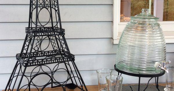 Eiffel Tower Wine Rack Home Goods Beehive Drink