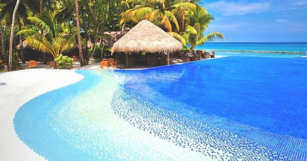 Kuramathi Island Resort in the Maldives travel