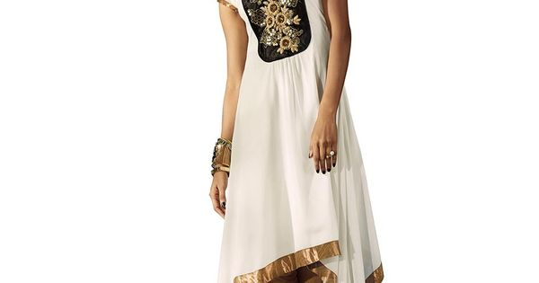 pakistani designer kurtis with different cuts fashion with