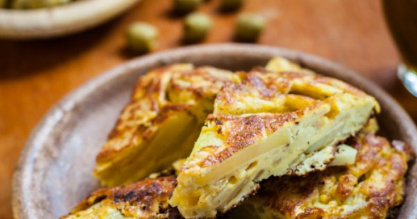 Tortillas, Spain and Kid on Pinterest