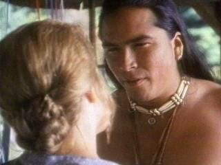 Eric Schweig Beautiful But Eccentric Wonderful Movie Follow The River Native American Actors Eric Schweig Native American Warrior I can feel the director's power all through the movie. eric schweig beautiful but eccentric