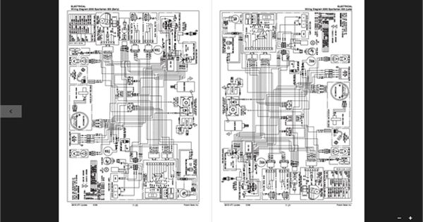 Image Result For Battery Wiring Diagram For 2008 Polaris Atv Polaris Atv Diagram Electrical Diagram