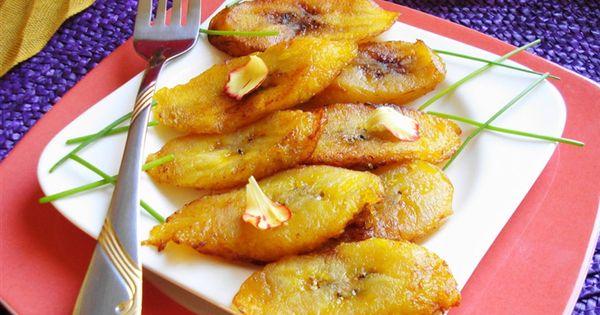 Surinaams eten gebakken banaan surinaams zoet fruitig for Surinaamse keuken bara