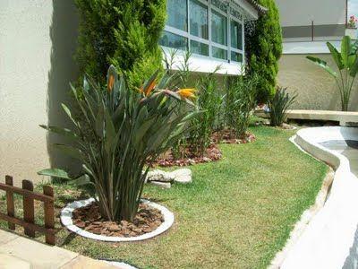Como fazer um jardim simples barato ideias para a casa - Adsl para casa barato ...