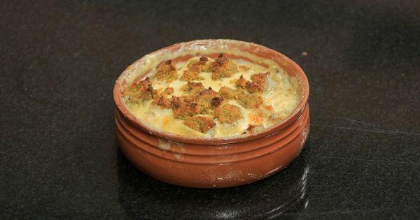 Cbc Sofra طريقة تحضير جمبري جراتان وسام مسعود Recipe Recipes Food Desserts