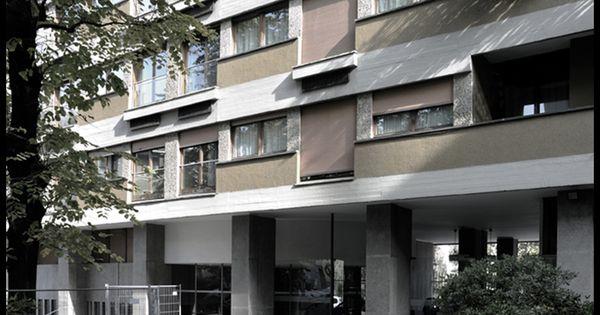 Foto 2009 architetto vico magistretti edificio for Via magistretti milano