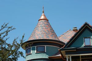 Davinci Roofscapes Polymer Tiles Energy Efficient Roofing Roofing Slate Roof Cost