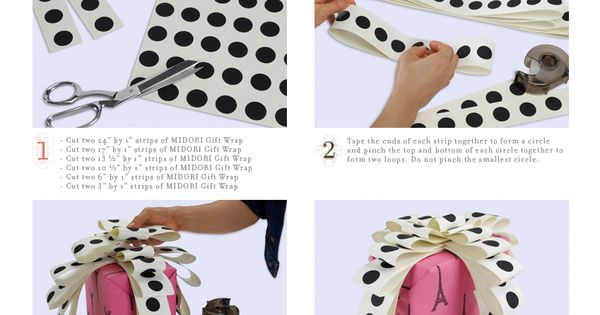 Diy floppy bow christmas decor ideas pinterest - Regalos envueltos originales ...