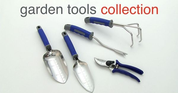 Gardening tool compilation new tools from the pampered for Gardening tools quality