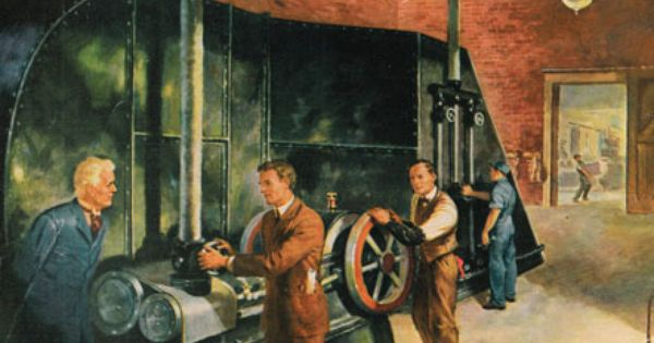 Willis Carrier Starts The Engine That Will Drive The World S First Modern Air Condition Heating And Air Conditioning History 20th Century Air Conditioning Unit