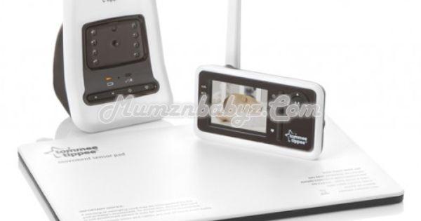 tommee tippee ctn video monitor with sensor pad tommee tippee range pinterest videos. Black Bedroom Furniture Sets. Home Design Ideas
