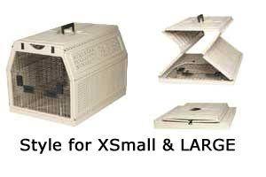 Nylabone pet crate