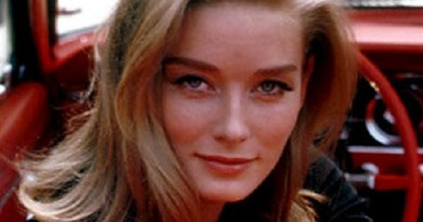 Bond Girl, Tilly Masterson Played By Tania Mallet In
