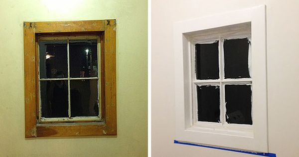 Pin By Leah Rezendes On Diy Projects Ceiling Trim Square Windows Windows