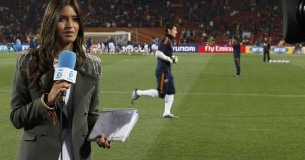 Top 10 Women Who Got Hot During Fifa World Cup World Cup Fifa Fifa World Cup