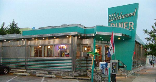 Wildwood Diner Wildwood Crest Nj 062205 001 Wildwood Nj Wildwood Crest Diner