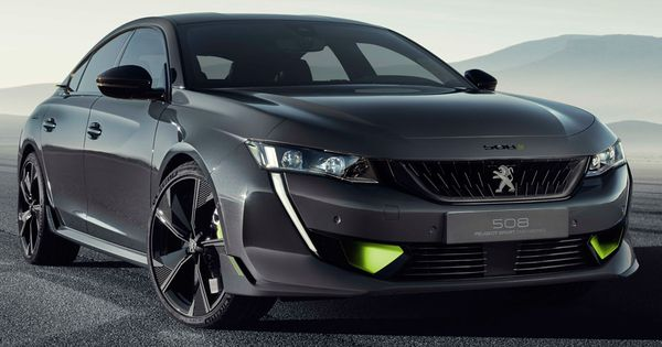 508 Peugeot Sport Engineered Concept Previews French Brand S Electric Future Autoconception Com Peugeot 508 Peugeot Bmw