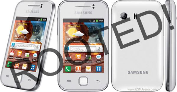 How To Root And Install Cwm Recovery On Galaxy Y Gt S5360 Galaxy Installation Recovery