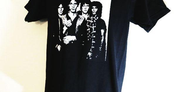 Television band t shirt t shirt tee neon boys tom for Iggy pop t shirt amazon