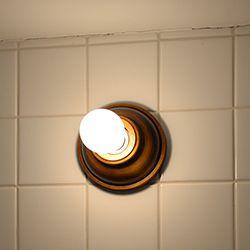 Bracket Lamp Small 照明 照明設備 電球